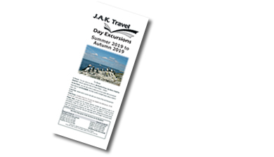 Day Excursions Brochure